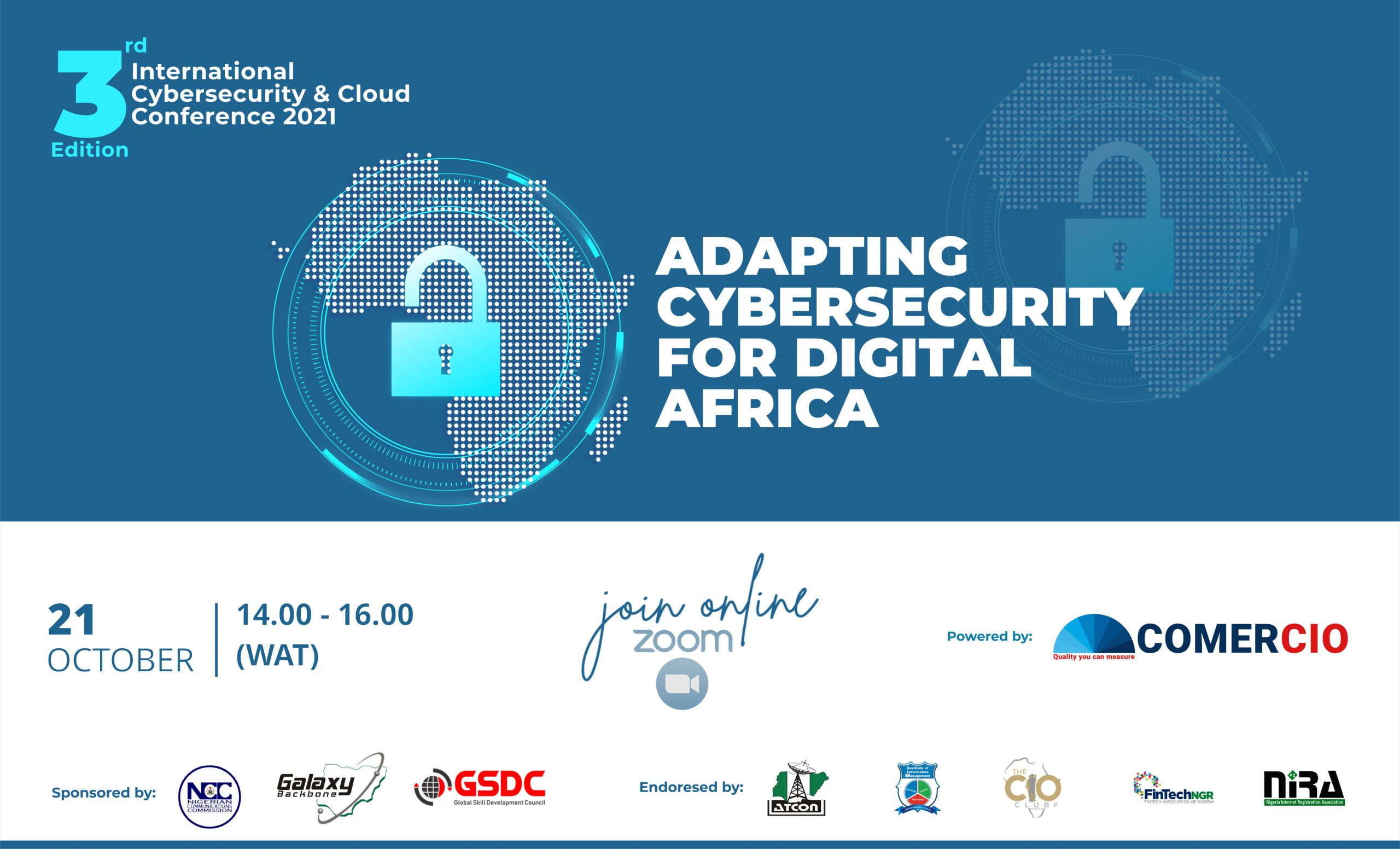 International Cybersecurity and Cloud Conference